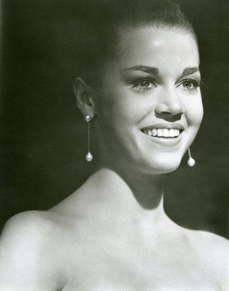 Jane Fonda front shot