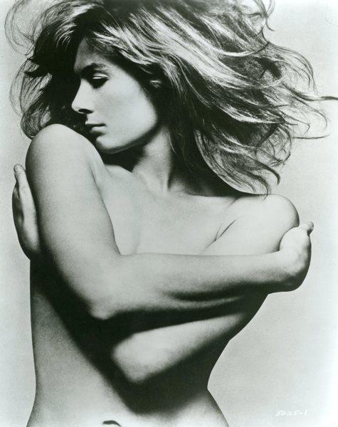 Vanessa Redgrave seductive pose