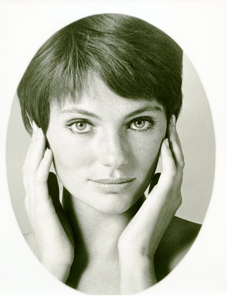 Jacqueline Bisset portrait