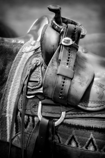 Western Saddle Rodeo Ranch Cowboy|Wall Decor fleblanc