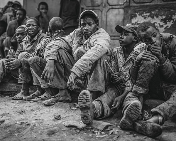Nairobi Street Children by John David Pittman.