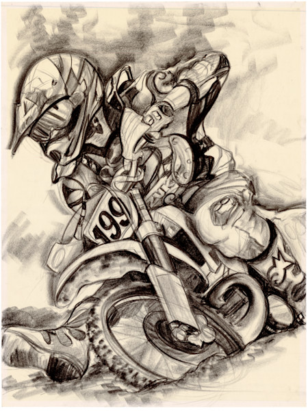 travis pastrana drawing 199