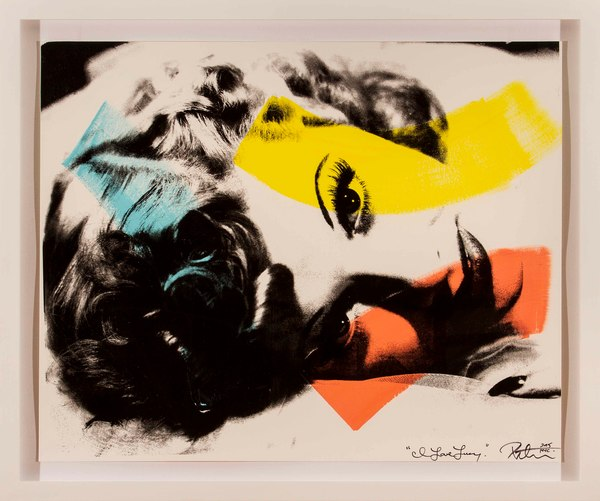 Fine art photograph a peter tunny photo. Lucille Ball