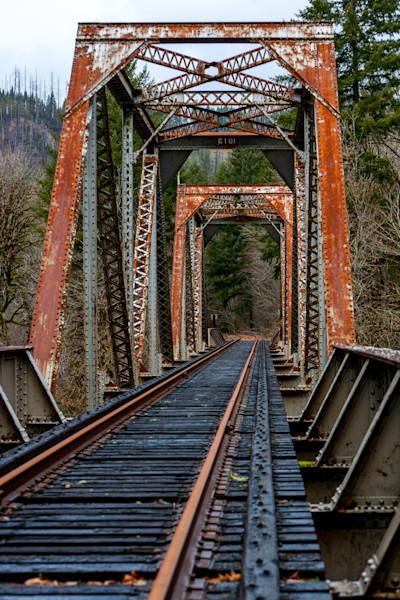 railroad, tracks, rusty,