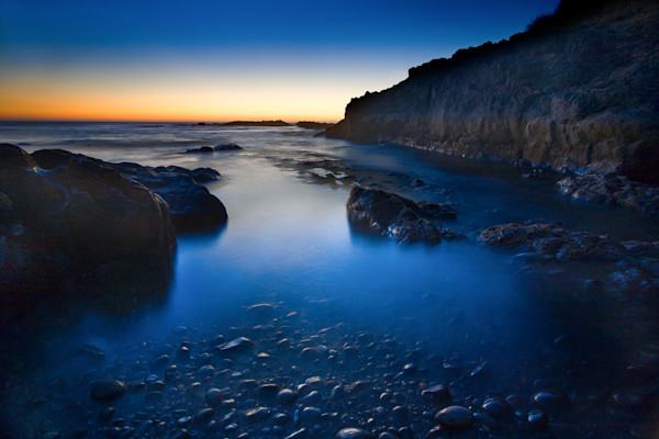 Seascape photography by Curtis Peters. Pacific North West Coast photographs.