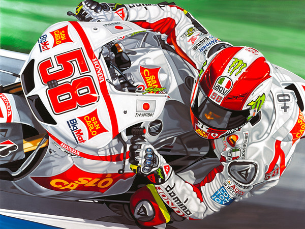 Marco Simoncelli, Remembering Marco