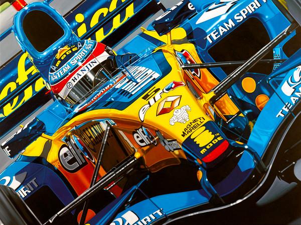 Fernando Alonso, Viva Fernando