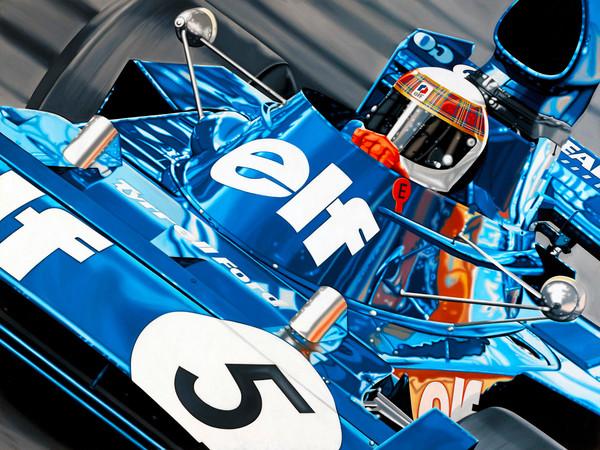 Jackie Stewart, Sir Jackie