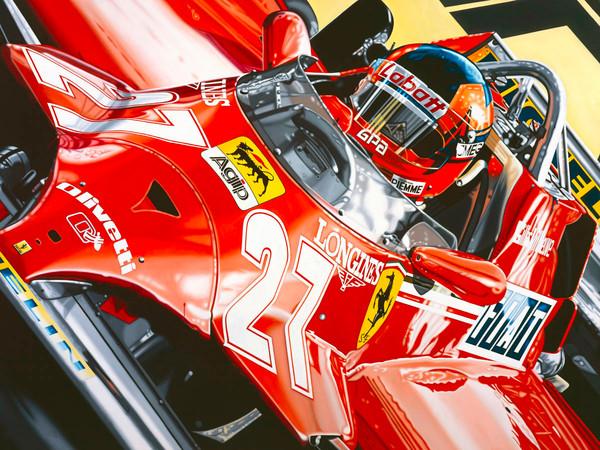 Gilles Villeneuve, Forever Ferrari