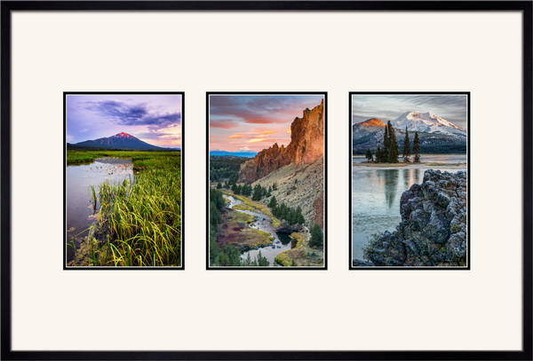 Central Oregon Mountain I for Sale as Fine Art Photograph Print set