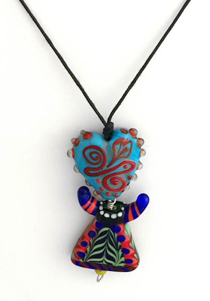 Sage & Tom Holland Glass Jewelry. Buy jewerly online at Matt McLeod Gallery