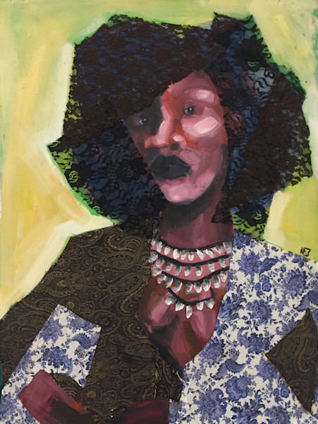Trust is Earned Prints by Angela Davis Johnson.