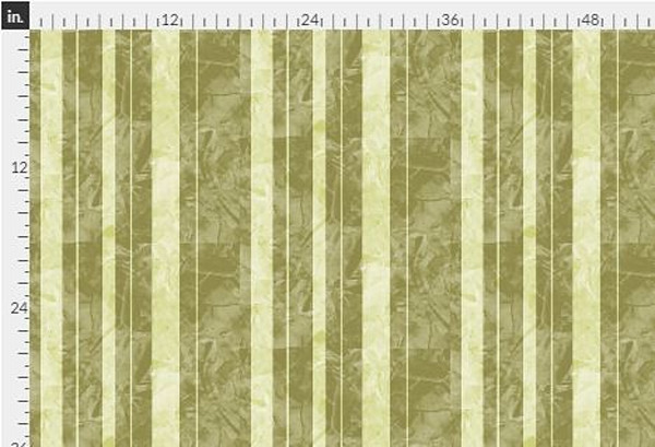 Collage Stripe Yellow Gold Fabric Yardage | Dorothy Fagan Collection