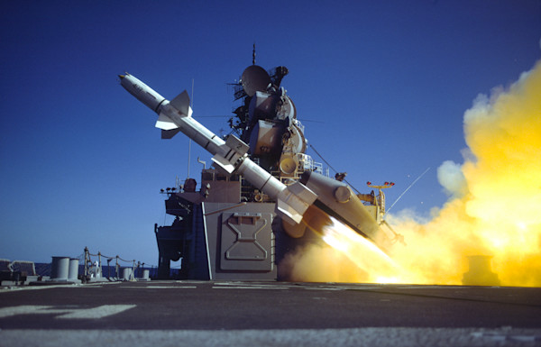 Talos Missile Launch photograph for sale as Fine Art.