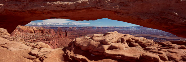 Arch and Canyon Photographs