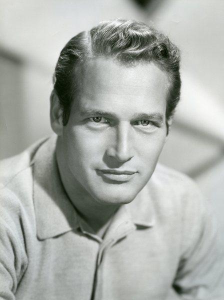 Original Vintage Press Print Paul Newman headshot actor