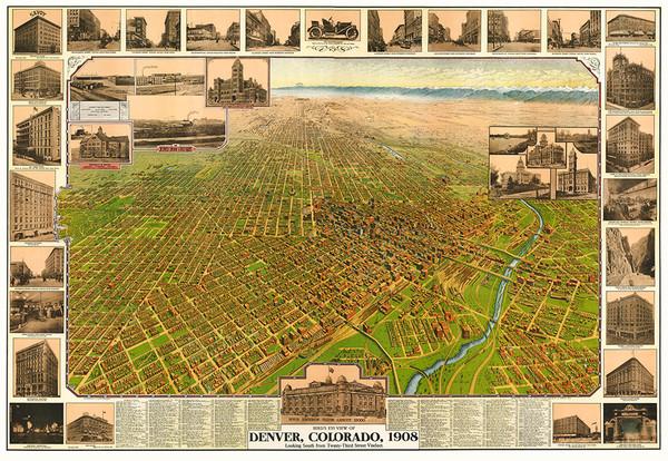 Denver Colorado 1908