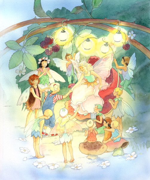 Festival of Fairies and Children