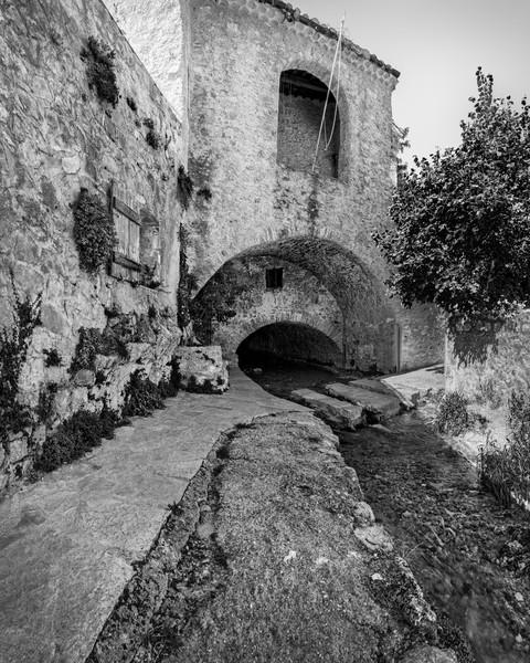 A Stream Runs Through It - Saint Guilhem - France