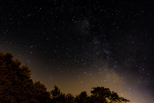 Fourth in a series of nightscapes of the rural Indiana sky