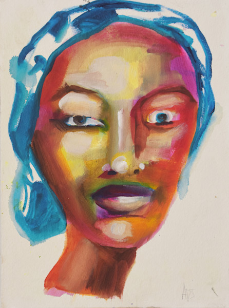 Hauwa by Angela Davis Johnson.