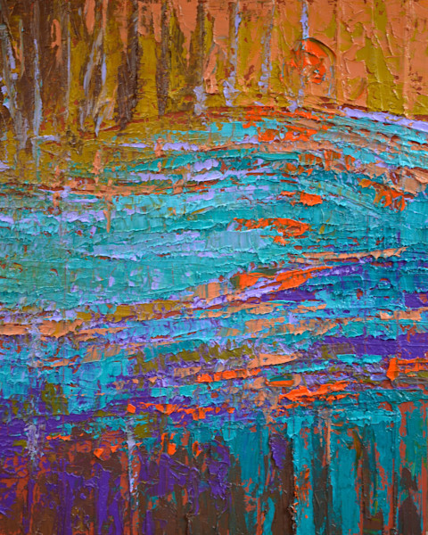 Glimmer in my Heart | Original Oil Painting Dorothy Fagan Collection