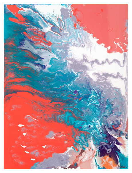 Topography IV Original Abstract Art Online