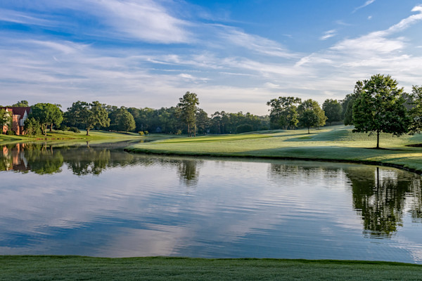 East Lake Golf Club's 17th Hole