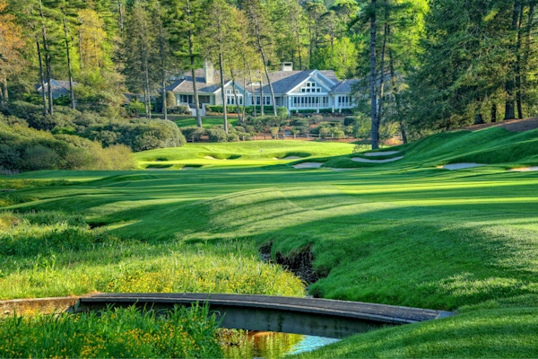 Wade Hampton Golf Club, Cashiers, NC, 18th Hole