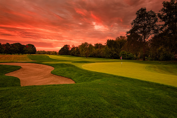 Sunrise at Crooked Stick 3