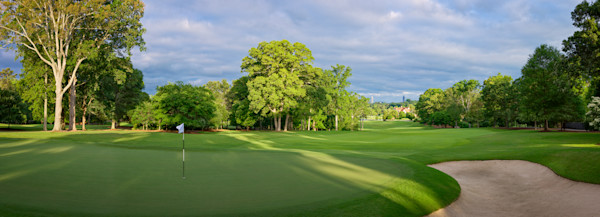 The 15th Green, East Lake Golf Club