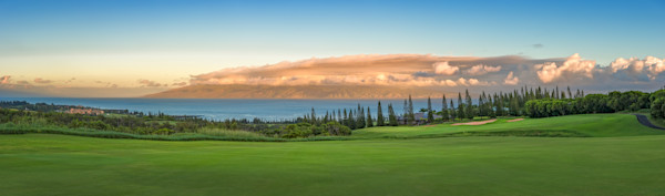 17th Hole, Plantation Course, Kapalua