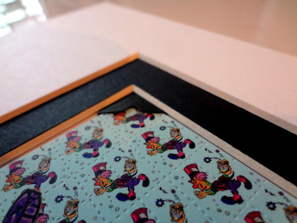 LSD Blotter Art Framing Kits