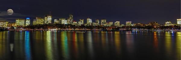 Boston Super Moon