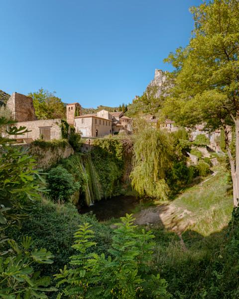 Waterfall - Saint Guilhem le Desert - France
