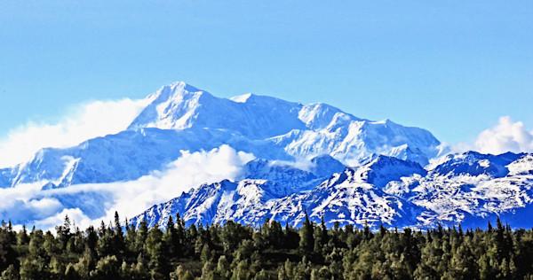 Mt. Denali-Alaska