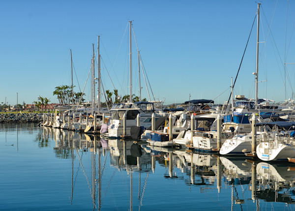 Embarcadero Marina | Fine Art Travel Photographs