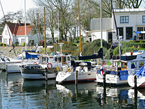 yacht club veere netherlands
