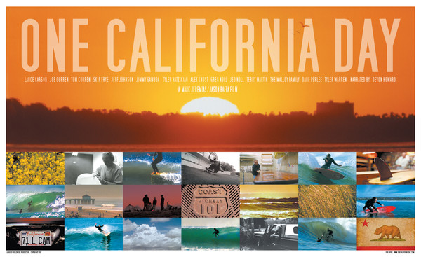 Official One California Day Movie Poster, Buy Fine Art Prints