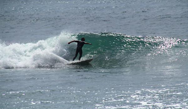 surfing la jolla