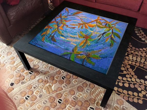 Ebb & Flow Coffee Table Dorothy Fagan Collection