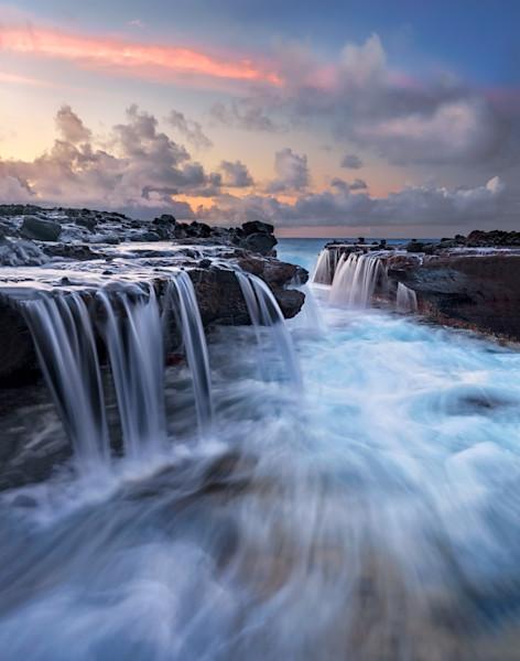 Sandys Follow The Falls