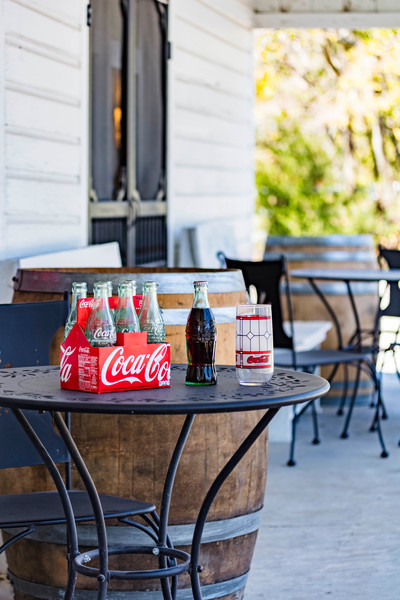 Coca Cola On A Summer Day photograph as art by Mike Jensen