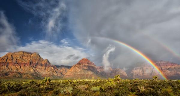 Fine Art Photographs of Red Rock | Las Vegas, NV