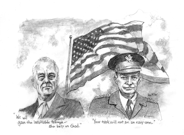 FDR and IKE