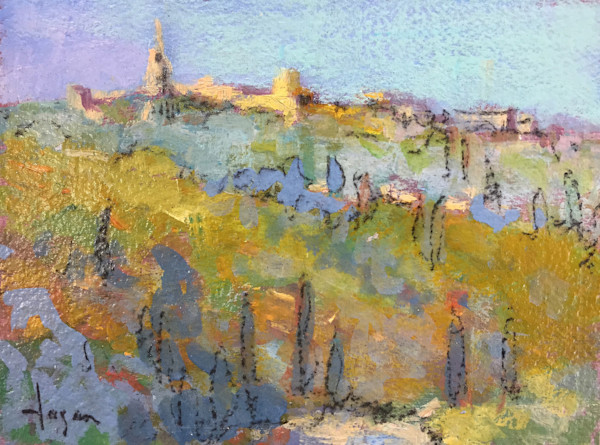Pont du Gard Landscape I