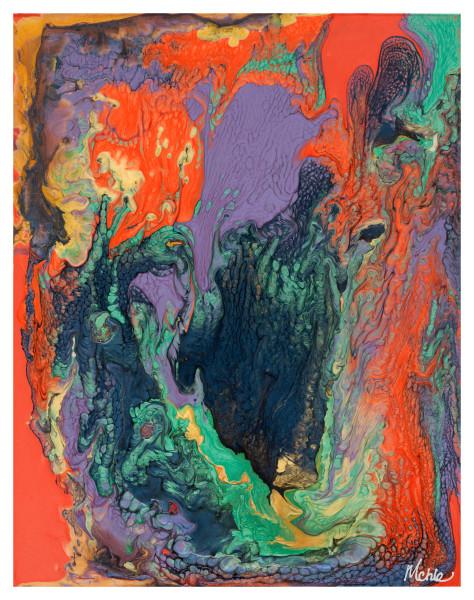 Mood II Abstract Art For Sale