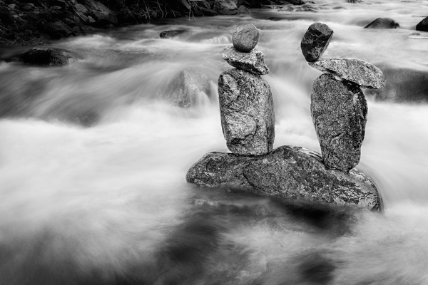 Pillars of the River