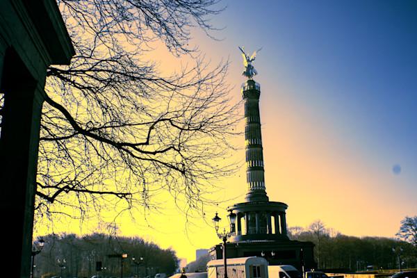 Victory Column, Monument, Tiergarten, Berlin