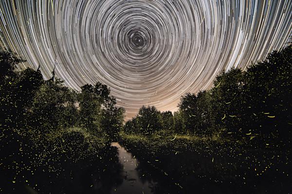 Fireflies Over Battle Creek